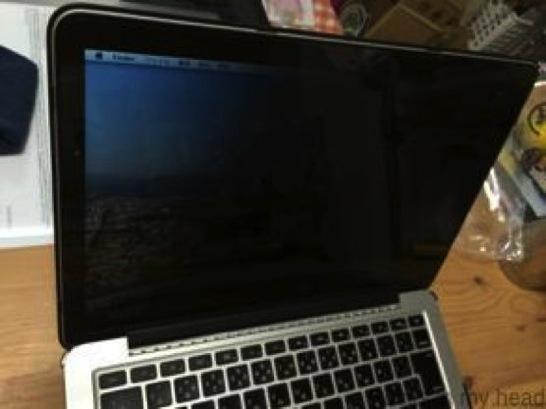3M プライバシーフィルター for 13インチ MacBook Pro Retina ディスプレイモデル