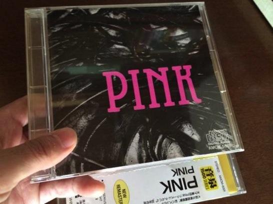 PINK 1st とホッピー神山について(布袋寅泰BOOWY時代の参加作品)