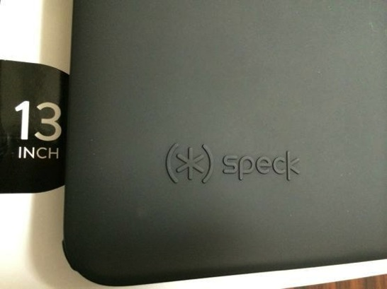Speck SmartShell Satin for MacBook Pro Retina3