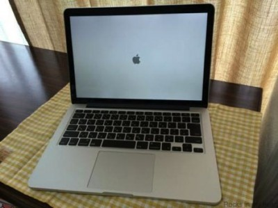 Speck 13インチ SmartShell Satin for MacBook Pro Retina ディスプレイモデル (Black)