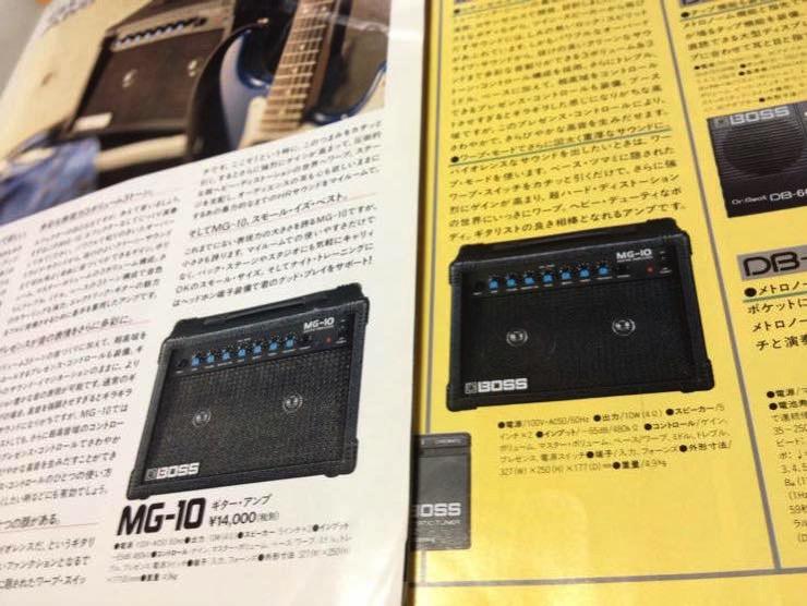 Roland CUBE LITE 評価IMG 6451