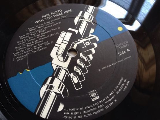BOOWY LP プレミアIMG 8302
