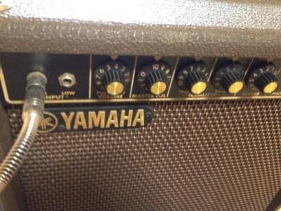 YAMAHA ギターアンプ JX20には布袋寅泰使用エフェクターで人気のオペアンプが搭載