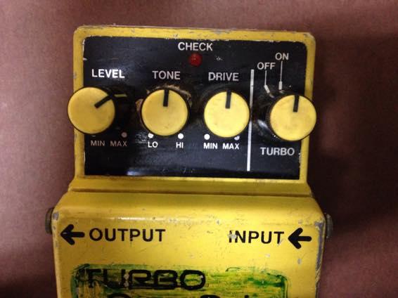 BOSS OD 2 使用ギタリスト IMG 2245