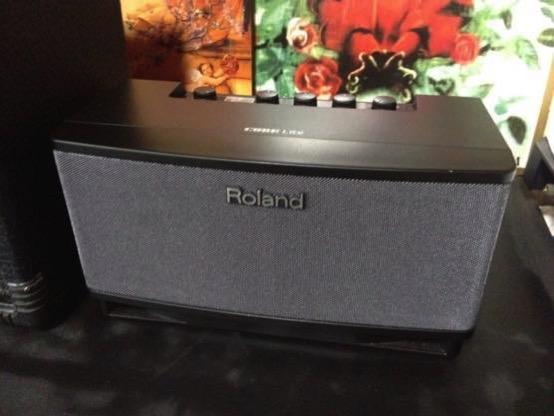 Roland CUBE LITEのCOSM技術、自宅で快感の音を出す