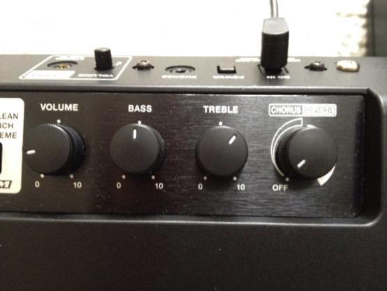Roland CUBE Lite Blackstar FLY3 IMG 2782