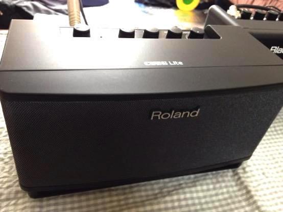 Roland CUBE Lite Blackstar FLY3 IMG 2783