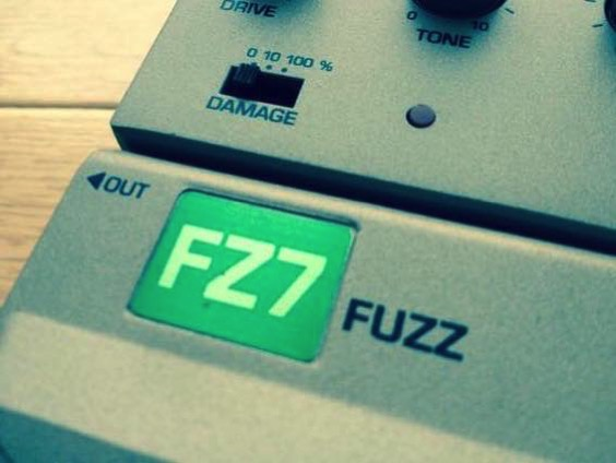 Ibanez FZ7   2555