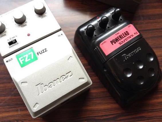 Ibanez FZ7   2626