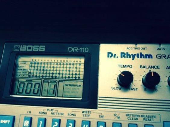 BOSS DR 110  2953