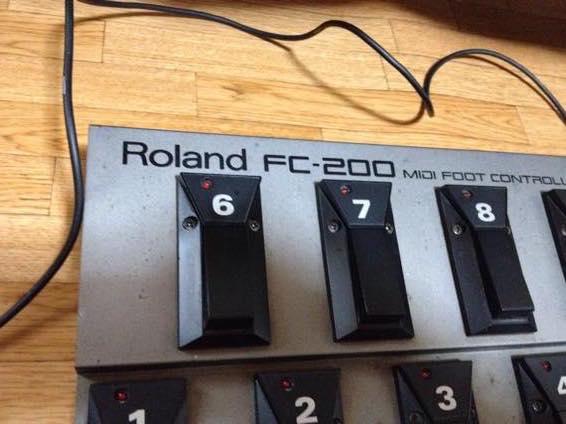 BOSS RC 505 ギタリスト  96