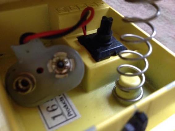 BOSS SD 1 オペアンプ IMG 4279