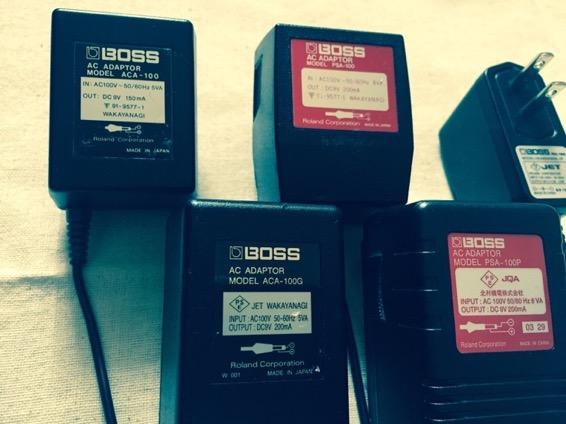 BOSS アダプター ACA   IMG 9797