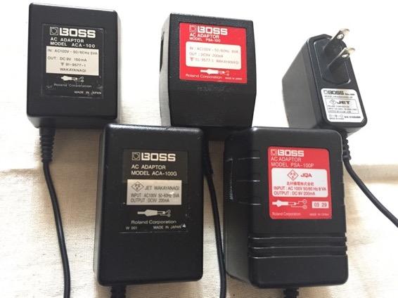 BOSS アダプター 分岐    IMG 9792
