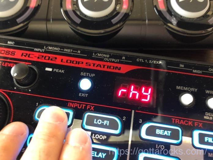 BOSS RC 505 RC 202 レビューIMG 6727
