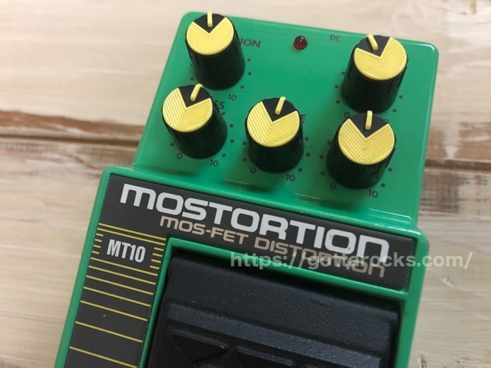 MOSTORTION Ibanez MT10 IMG 2878W