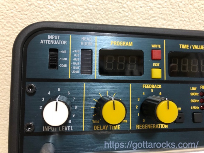 KORG SDD 3000 PEDAL レビュー IMG 4760